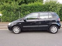2004 HYUNDAI GETZ 5 DOOR HATCHBACK, IDEAL 1ST CAR, LONG MOT CHEAP TAX.