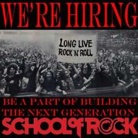 MUSIC INSTRUCTORS WANTED - DRUMS, BASS, GUITAR