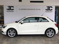 Audi A1 TDI S LINE (white) 2011-04-30