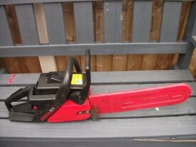 """Jonseered 16"""" chain saw"""
