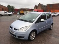 2008 Mitsubishi Colt Automatic Good Condition with history and mot