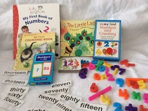Teach your child Numbers 123