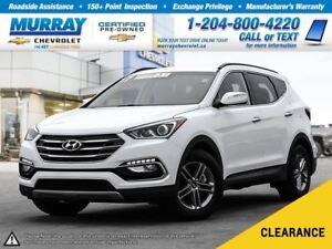 2017 Hyundai Santa Fe Sport 2.4 *Accident Free, Climate Control,