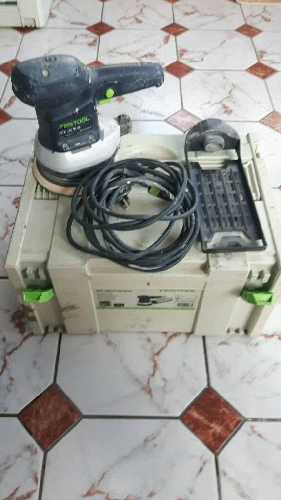 Festool etc 150 5 equipment plus