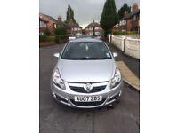 Vauxhall Corsa 1.2 SXI 16v 3 Door Silver