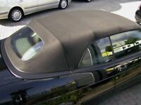 Saab 98-03 Complete roof with rams and micro sensors