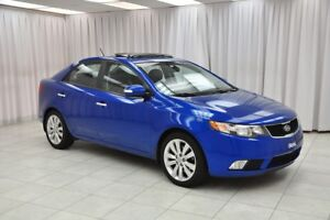 2010 Kia Forte COMING SOON !!!SX SEDAN w/ BLUETOOTH, HEATED LEAT