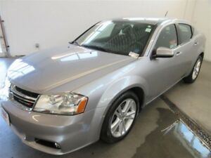 2014 Dodge Avenger SXT! HEATED! ALLOY! SPOILER! SAVE!