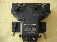 Aerial reconnaissance camera.