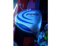 Ping G5 Driver