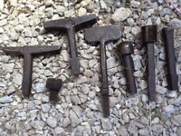 Blacksmiths Tools £45 EACH