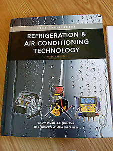 NSCC Refrigeration and AC Text Books