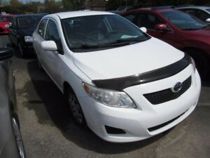 2010 Toyota Corolla CE (Electric windows, Power doors, A/C, Auto