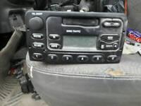 Ford transit radio