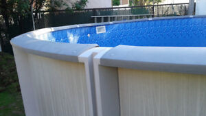 Professional)above ground Pool Liner Replacement Service