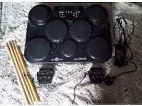 Portable digital drum kit DD305