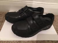 Boys Genuine Leather school shoes brand new