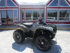 2014 YAMAHA GRIZZLY 700 POWER STEERING
