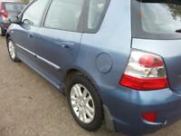 HONDA CIVIC SE CTDI..1.6L..1YEAR MOT..5DOOR HATCHBACK..2005..NO ADVISORY.. METALIC BLUE...