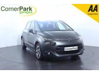 2014 CITROEN C4 PICASSO E-HDI AIRDREAM EXCLUSIVE PLUS MPV DIESEL