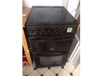 Electric Cooker £70- 50cm Wide