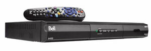 Bell 6400 HDTV Satellite Receiver - used