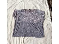 Size 20 grey t shirt