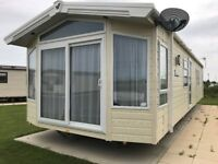 Stunning Pre-loved 2016 Willerby Aspen on Grange Leisure Park, Coastfields with fishing and golf