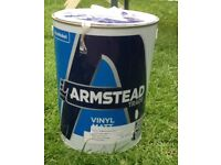 Armstead trade paint 5ltr brand new tin in jasmine white