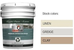 FACTORY DIRECT PAINT - $49.95 - 5 gallon Latex Eggshell
