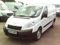 Peugeot Expert 1200 1.6 HDI 90 L2 H1 DIESEL MANUAL WHITE (2014)
