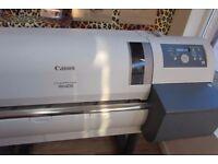 Printer - 24in. wide format - Canon image PROGRAF W6400