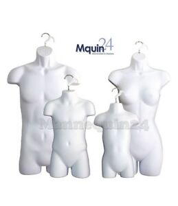 Mannequin Torsos and Stand
