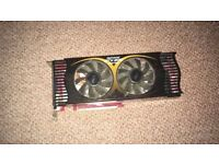 X 2 graphics cards