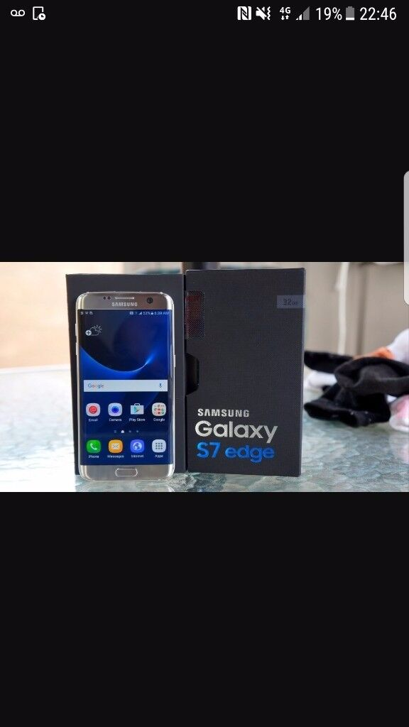 I have a galaxy s7 edge 6 month's old garde a condition