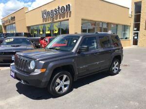 2016 Jeep Patriot