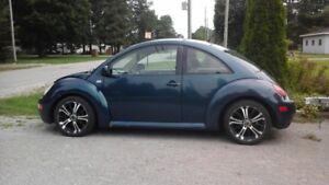 2002 Volkswagen Beetle Coupe tdi