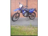 Rieju MRX 125 Enduro Style Bike REDUCED !!