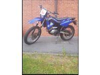 Rieju MRX 125 Enduro Style Bike £800