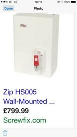 Wall mounted Instant Hot water Bouler