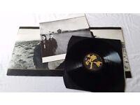 U2 THE JOSHUA TREE LP - 12 INCH VINYL - NEAR MINT