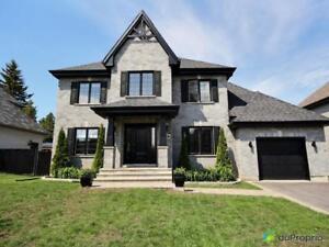 449 000$ - Maison 2 étages à vendre à Chateauguay