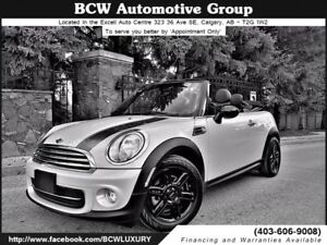 2015 MINI Cooper Convertible Automatic Only 8,000 kms $27,995.00