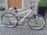 Muddy Fox Alu Lazer Mountain Bike - Disc Brake Front Wheel