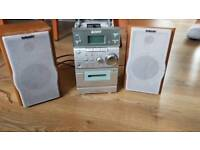 Sony Stereo High Fi with cd tape and speaker