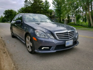 2010 Mercedes Benz E350 4-Matic - MINT - NO Accidents -
