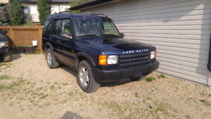 2001 Discovery landrover 2 and 2004 discovery 2 parts vehicle