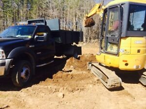 Excavation and Skid steer services