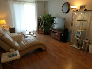 2 br apartment, Hull downtown, 6 mins walk to Portage office