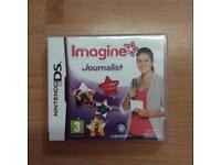 Nintendo DS Imagine Journalist